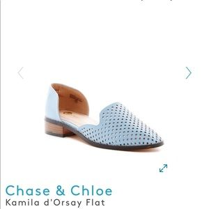 Chase and Chloe Kamila flat